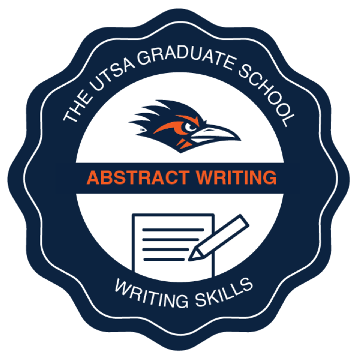 COMMUNICATION: Abstract Writing Skills