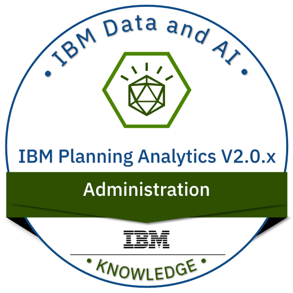 IBM Planning Analytics V2.0.x Administration