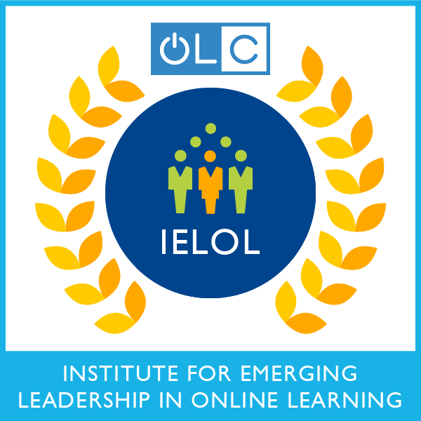 Institute for Emerging Leadership in Online Learning (IELOL)