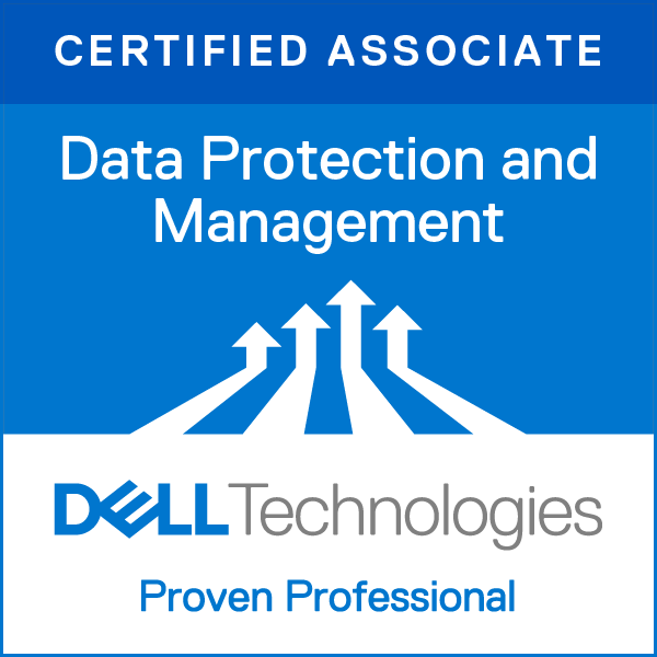 Associate - Data Protection and Management Version 1.0