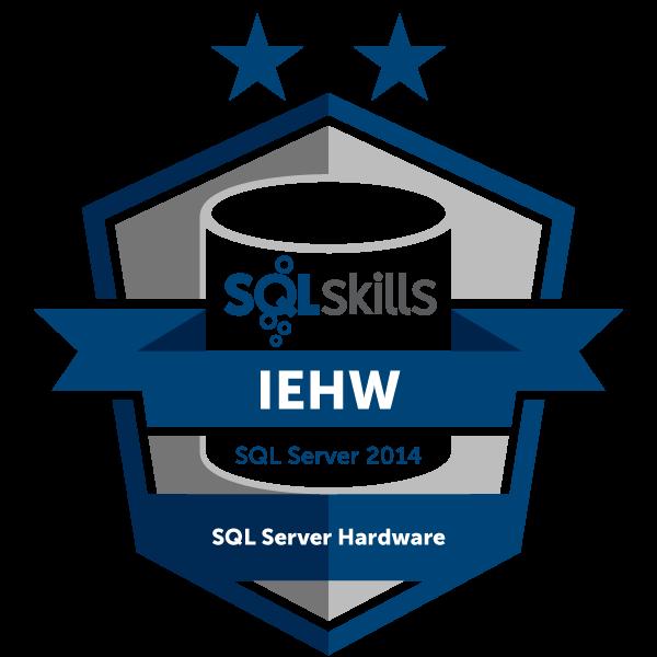 SQLskills IEHW - SQL Server 2014