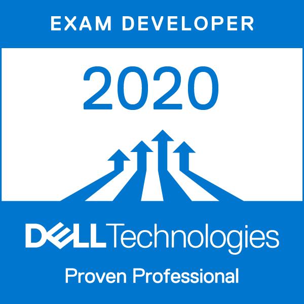 Dell Technologies Proven Professional Exam Developer – 2020