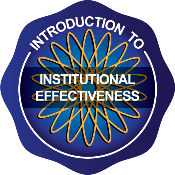 Introduction to Institutional Effectiveness