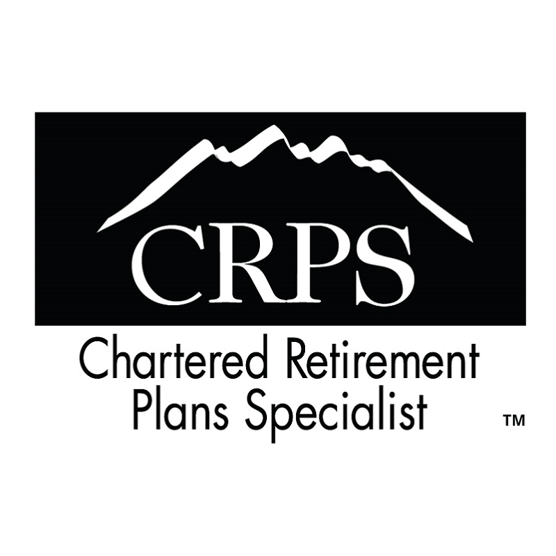 Chartered Retirement Plans Specialist℠ or CRPS® Professional Designation