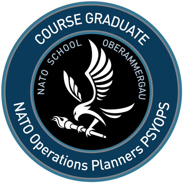 P3-08 NATO Operations Planners' PSYOPS Course