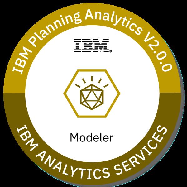 IBM Planning Analytics V2.0.0 Modeler