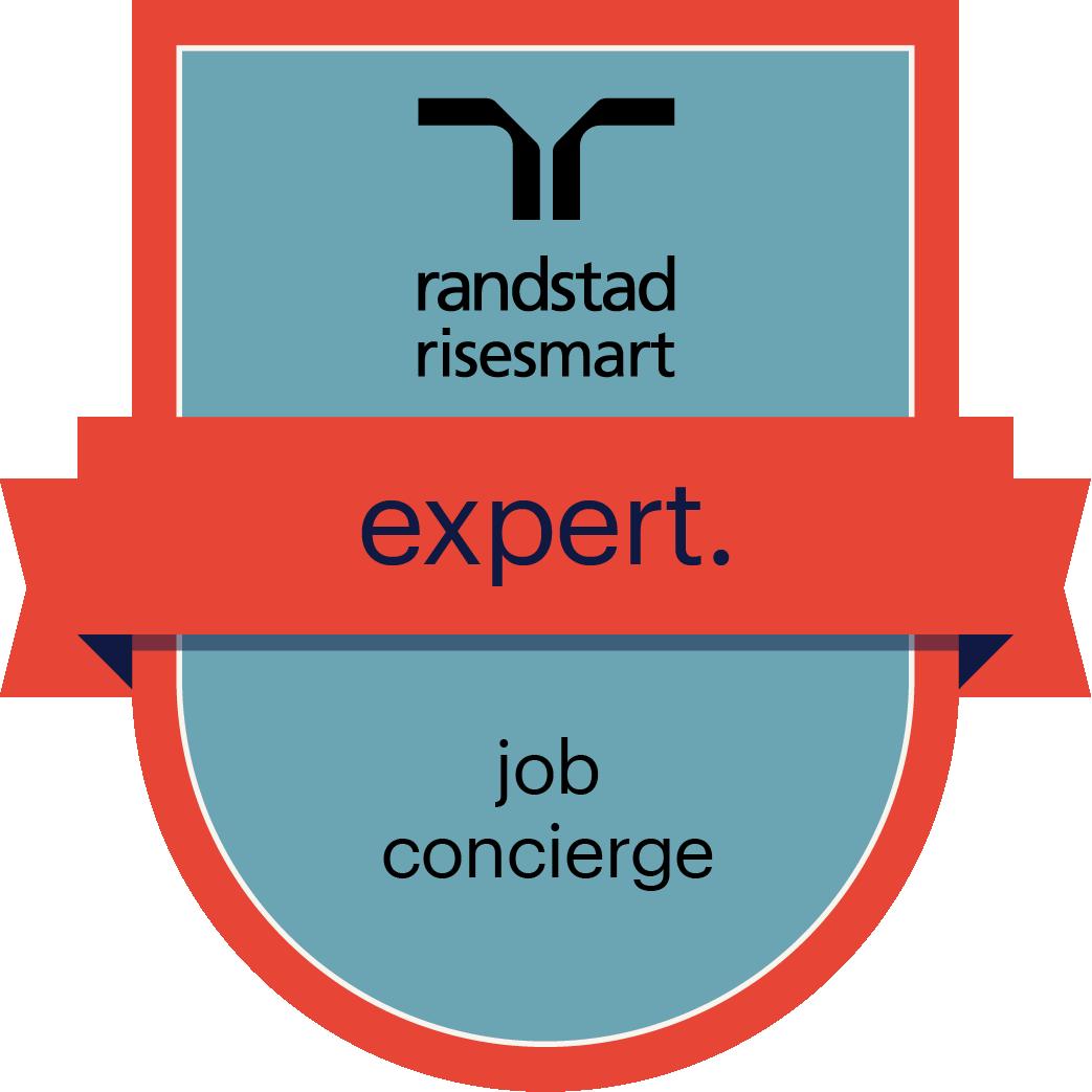 randstad risesmart job concierge expert