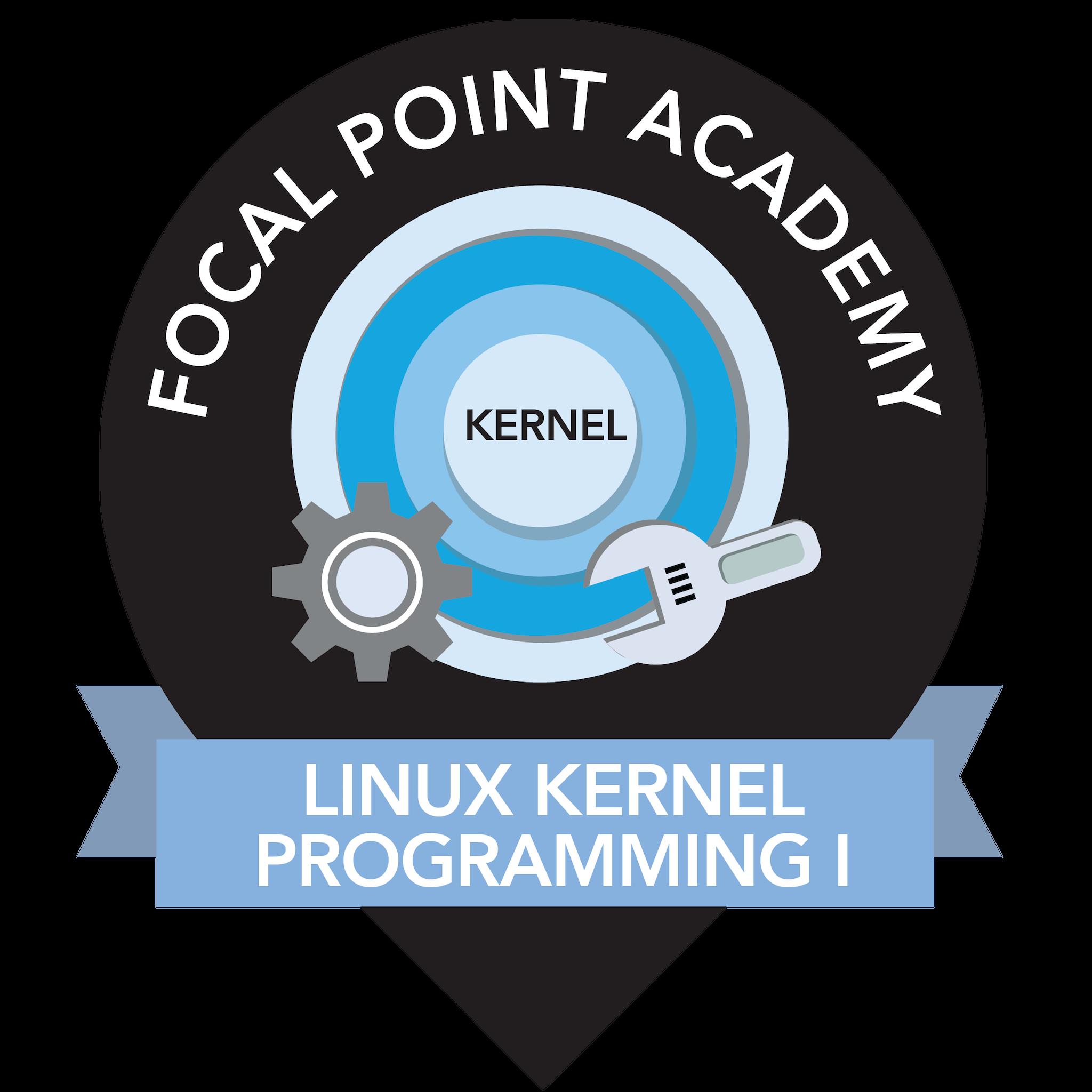 Linux Kernel Programming I