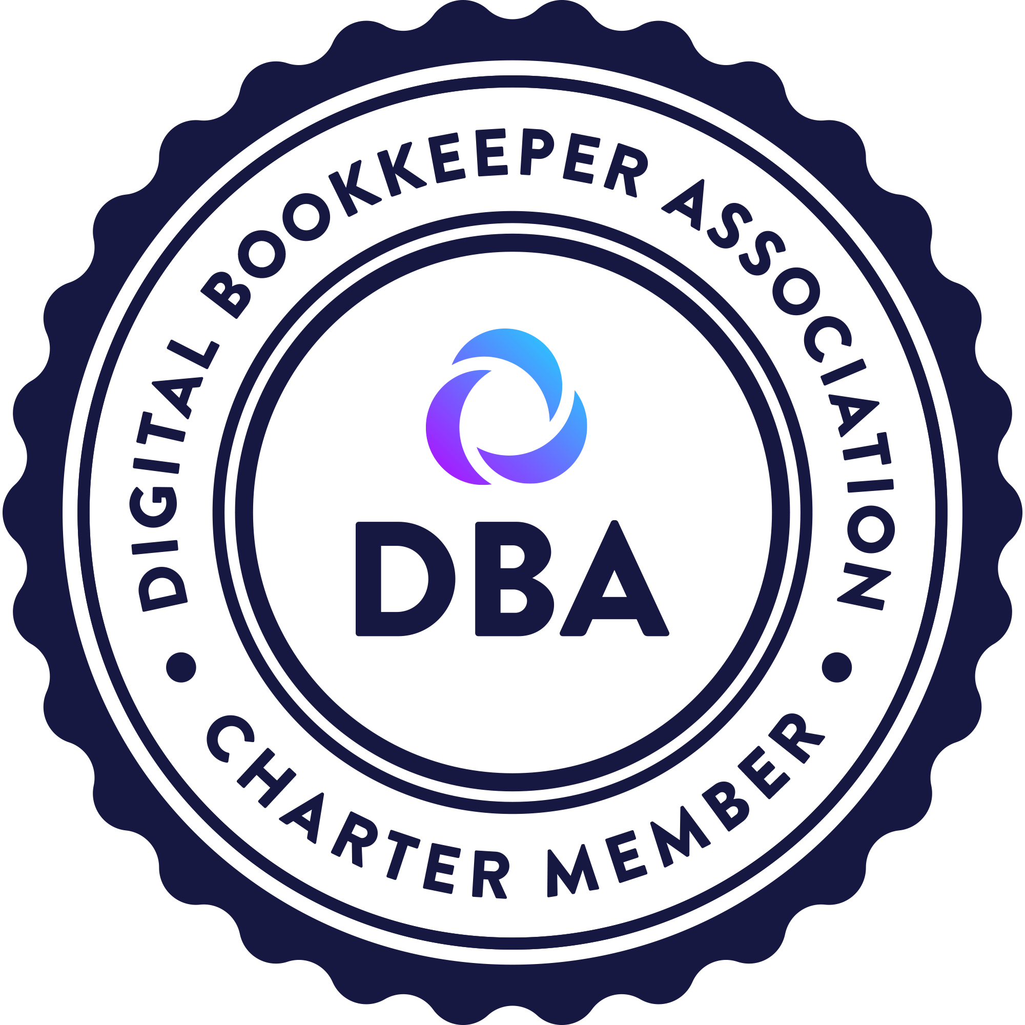 Digital Bookkeeper Association Charter Member