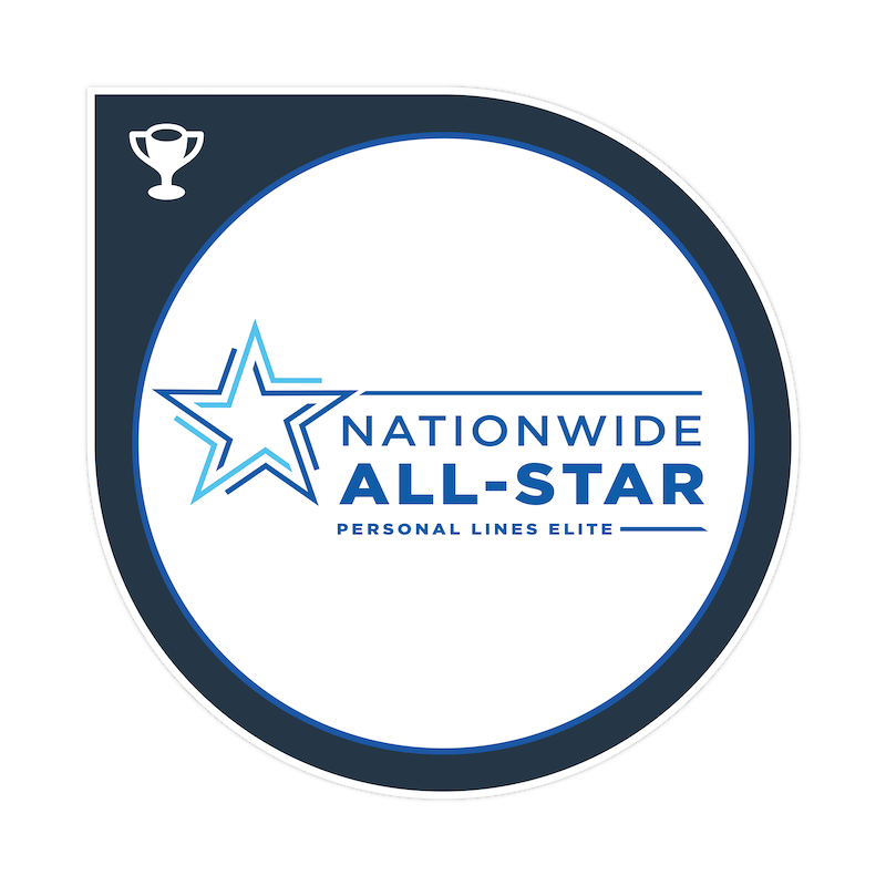2021 Nationwide Personal Lines Elite All-Star Agency