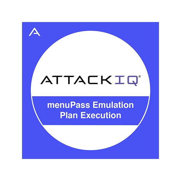 menuPass Emulation Plan Execution