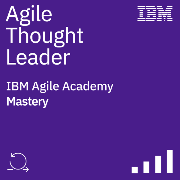 IBM Agile Thought Leader