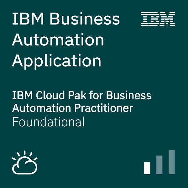 IBM Business Automation Application - Tech Jam