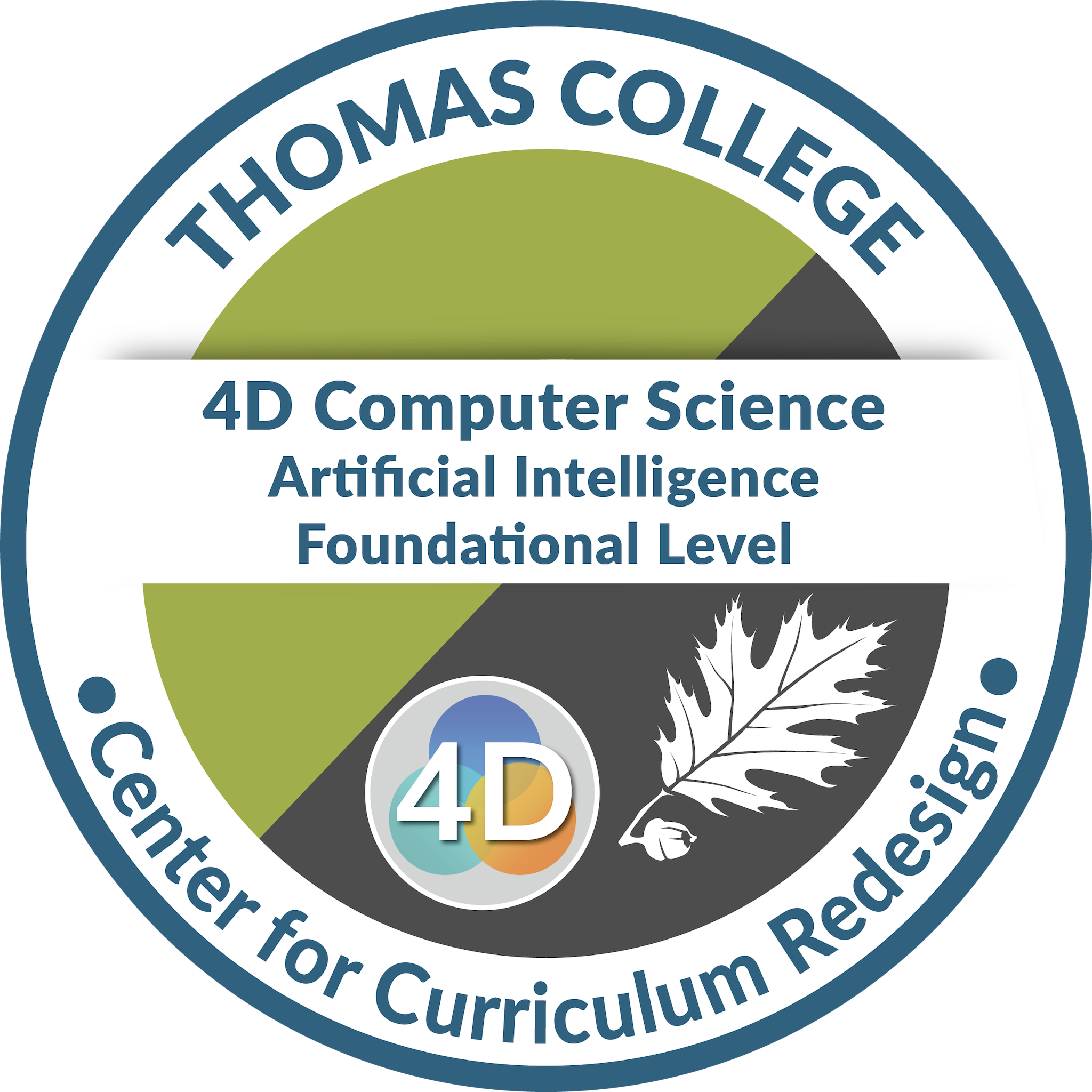 4D Computer Science: Artificial Intelligence