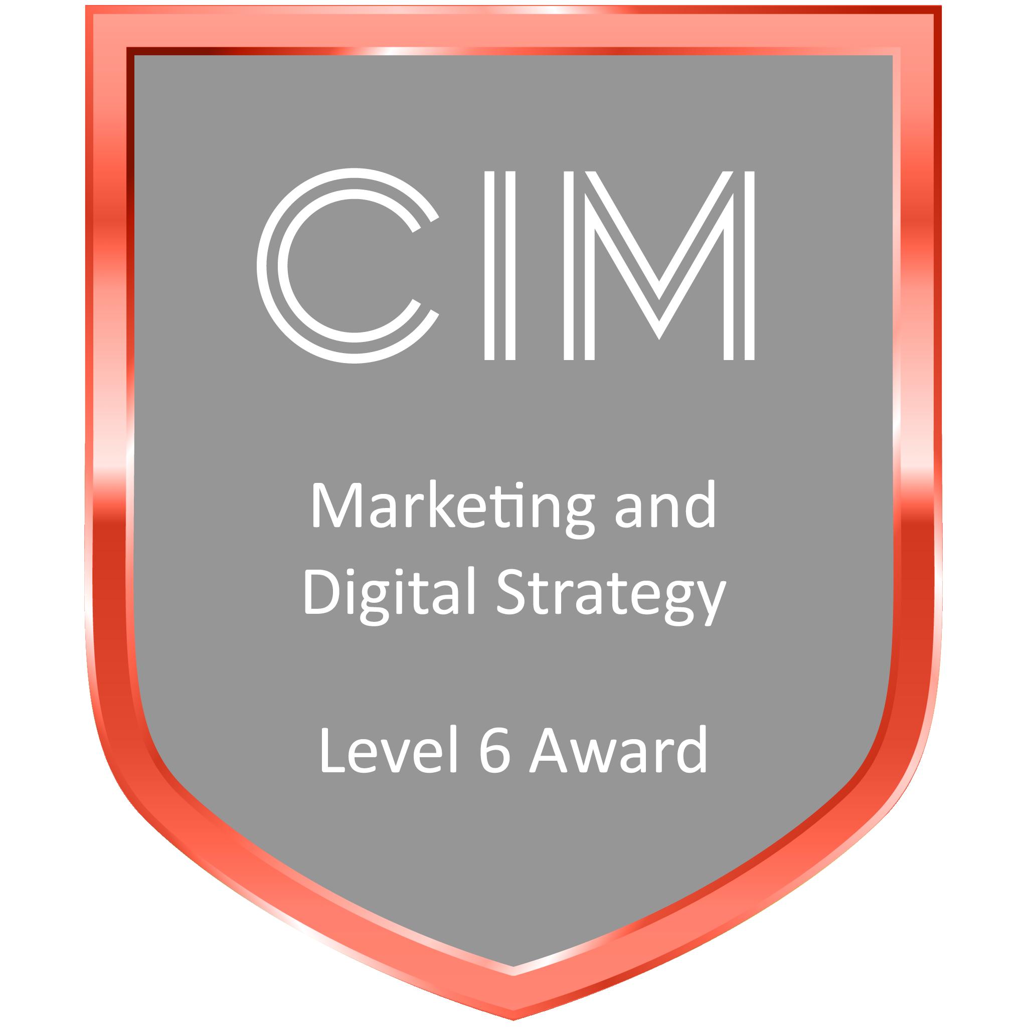 Marketing and Digital Strategy