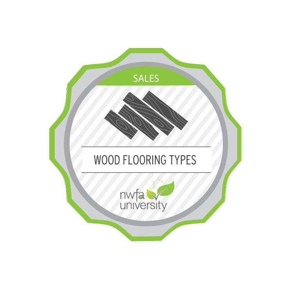 Wood Flooring Types: Sales