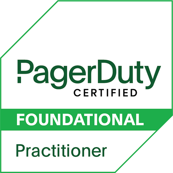 PagerDuty Foundational Practitioner Certification