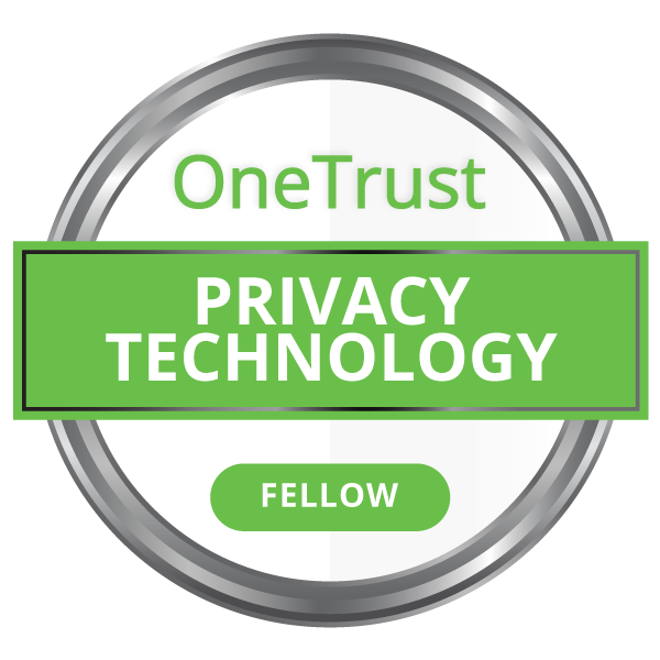 OneTrust Fellow of Privacy Technology