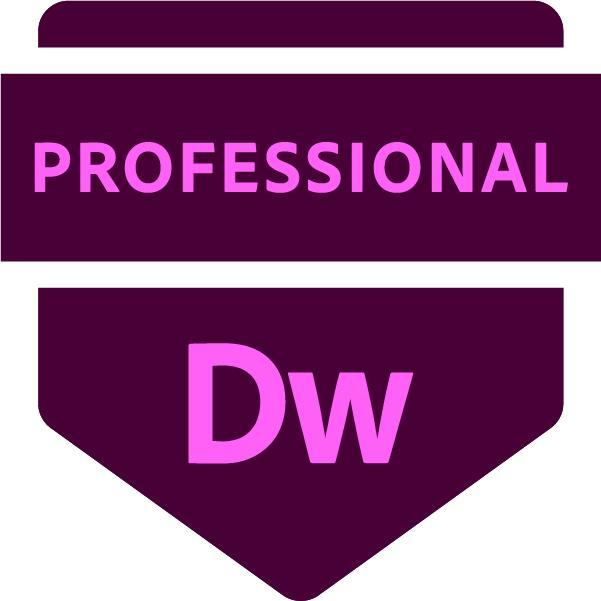 Adobe Certified Professional in Web Authoring Using Adobe Dreamweaver
