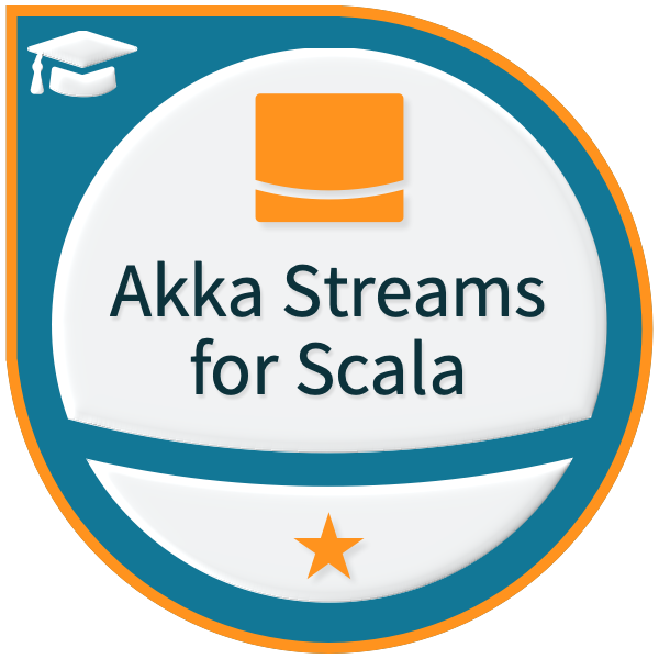 Lightbend Akka Streams for Scala Professional - Level 1
