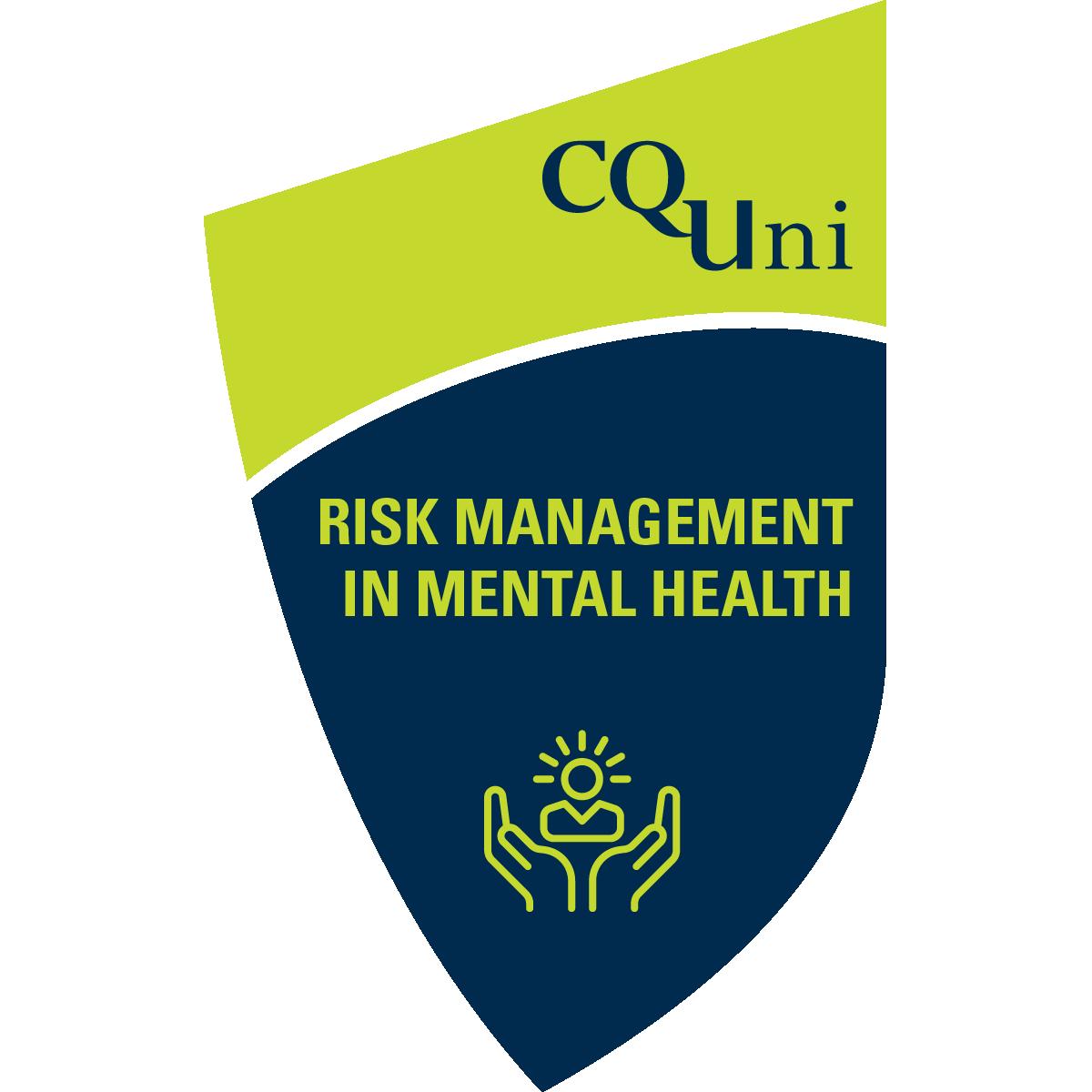 Risk Management in Mental Health
