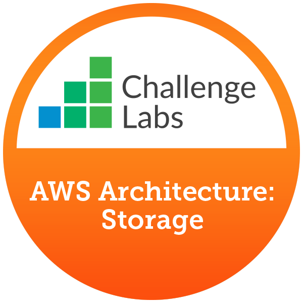 AWS Architecture: Storage [Hands-on Labs]