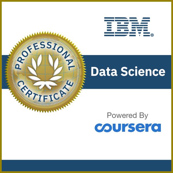 Data Science Professional Certificate (V2)