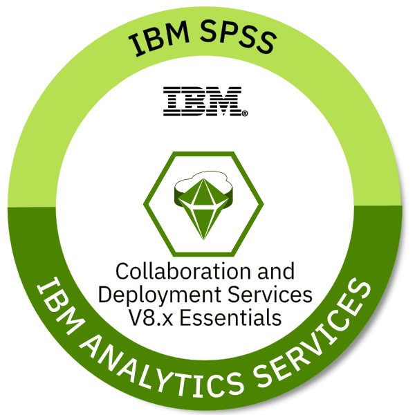 IBM SPSS Collaboration and Deployment Services V8.x Essentials