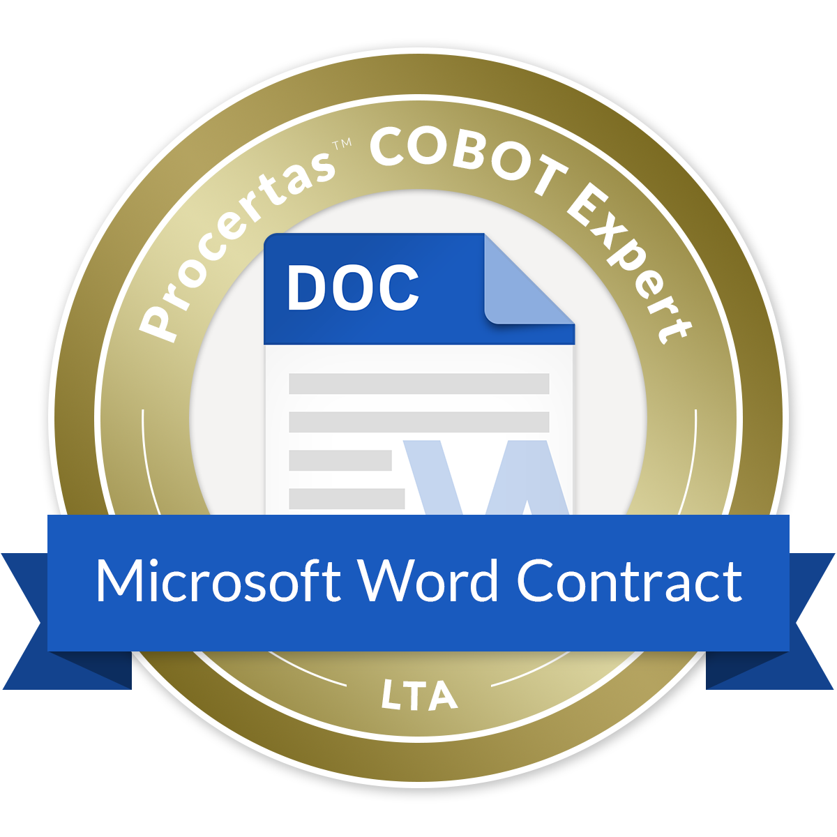 COBOT Expert - Word Contract