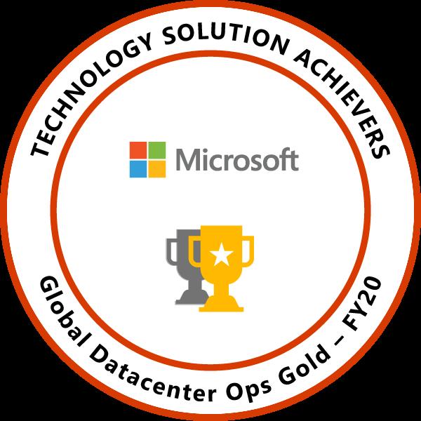 Global Datacenter Ops Gold