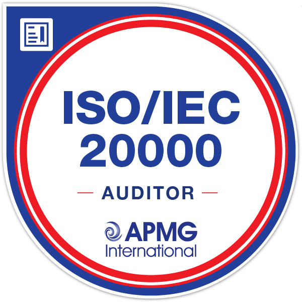 ISO/IEC 20000 Auditor
