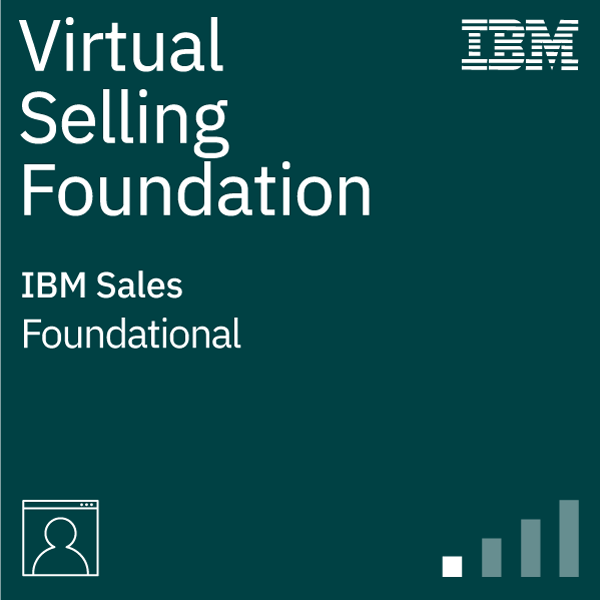 Virtual Selling - Foundation