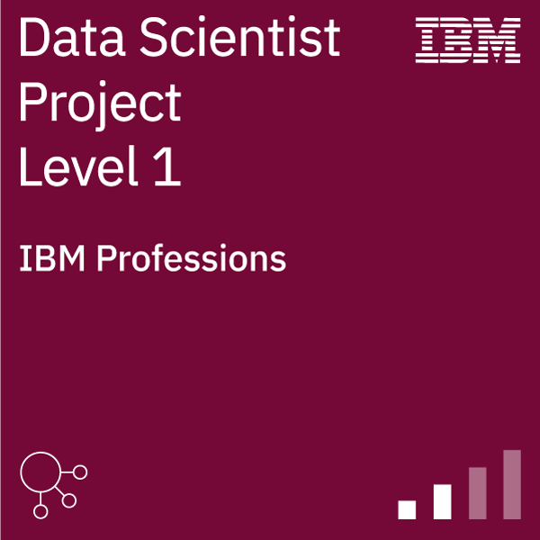 Data Scientist Project Badge - Level 1