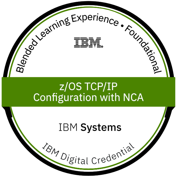 z/OS TCP/IP Configuration with NCA