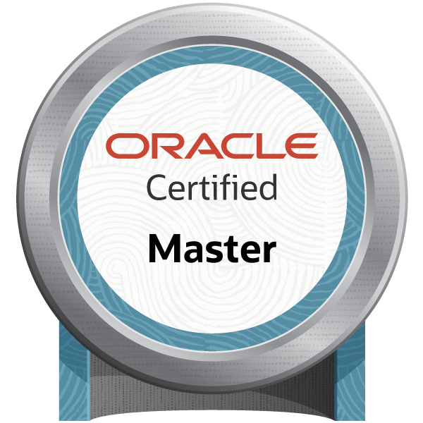 Oracle Database 12c Maximum Availability Certified Master