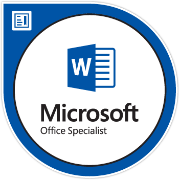 Microsoft Word (Microsoft 365 Apps and Office 2019)