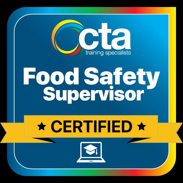 Food Safety Supervisor