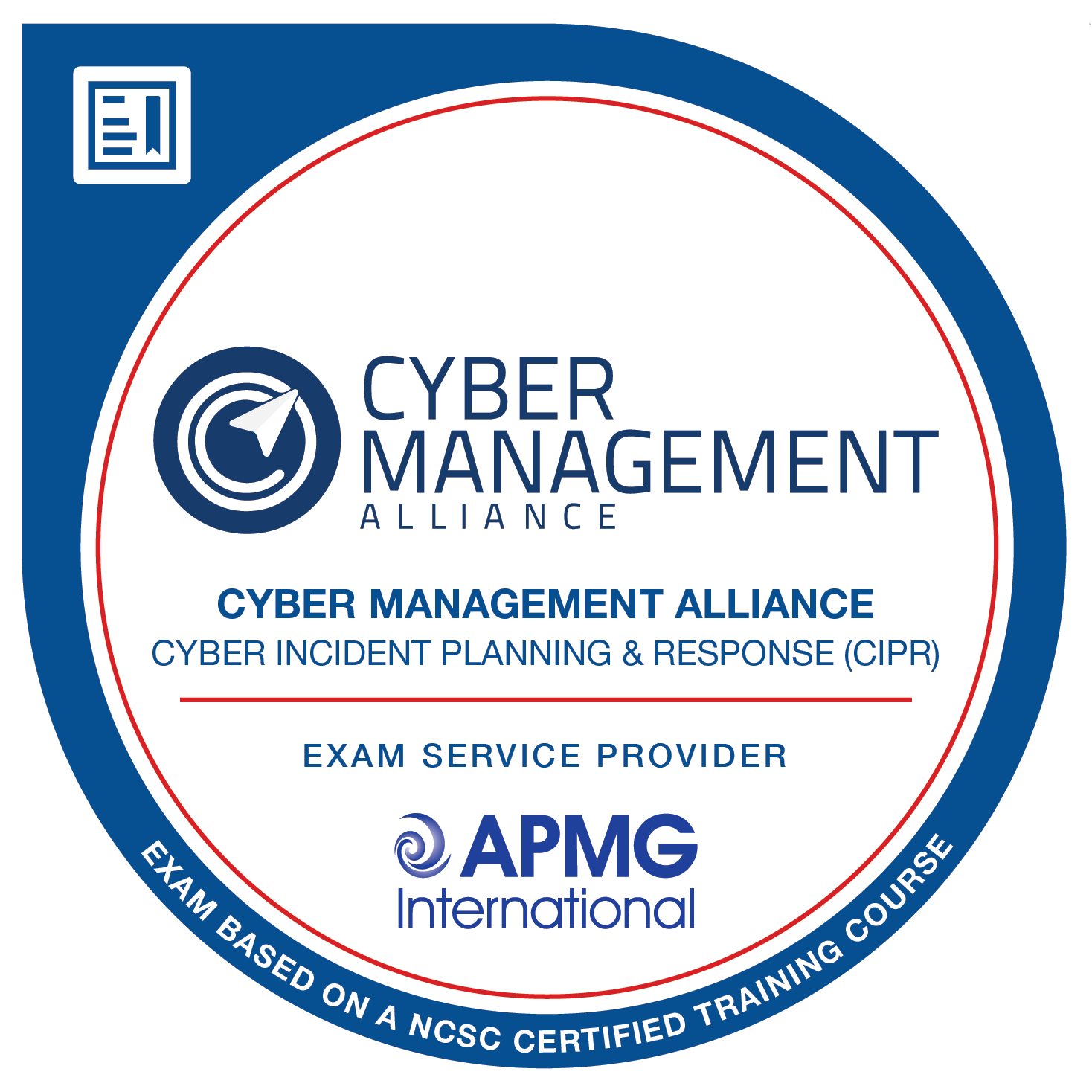 Cyber Management Alliance - Cyber Incident Planning & Response (CIPR)