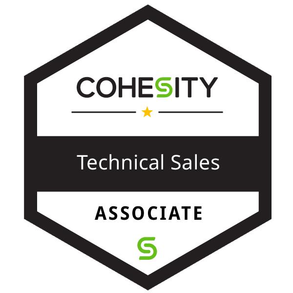 Technical Sales Associate