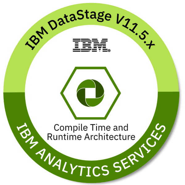 IBM DataStage V11.5.x Compile Time and Runtime Architecture