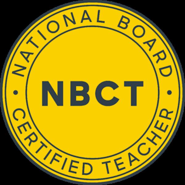 National Board Certified Teacher (Renewed/MOC)