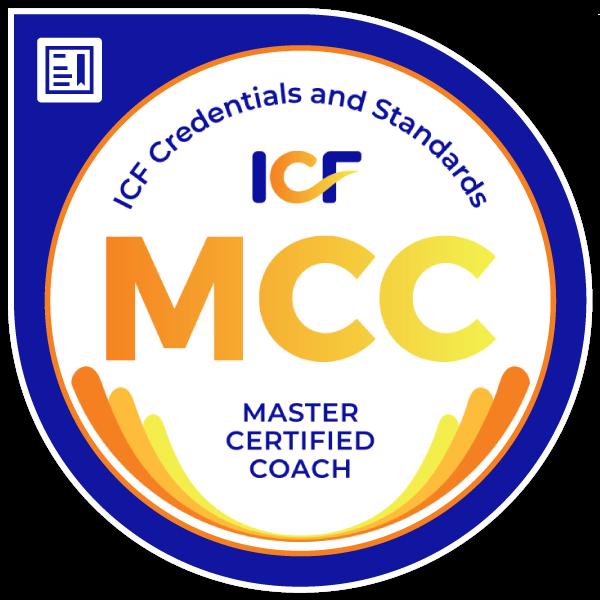 Master Certified Coach (MCC)
