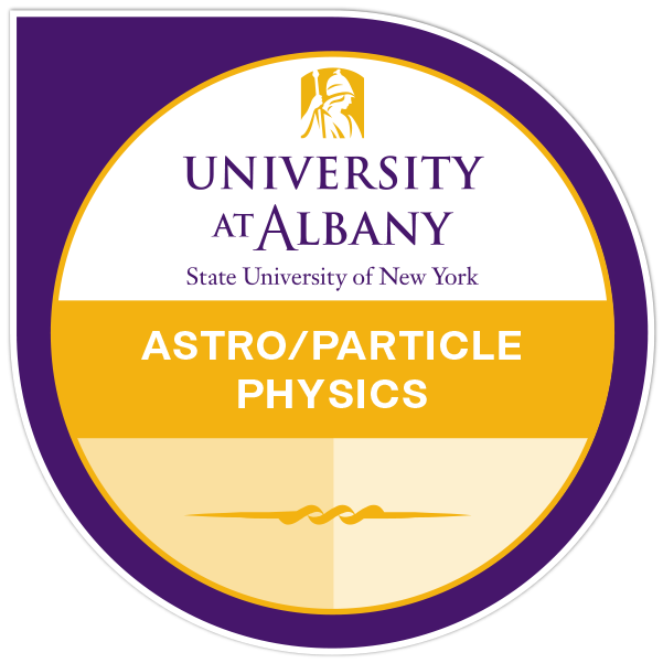 Astro/Particle Physics