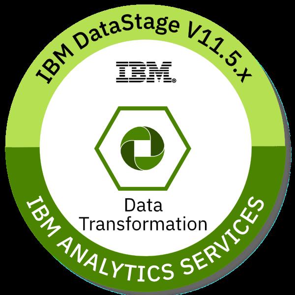 IBM DataStage V11.5.x Data Transformation