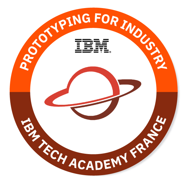 Prototyping for Industry - IBM Tech Academy France