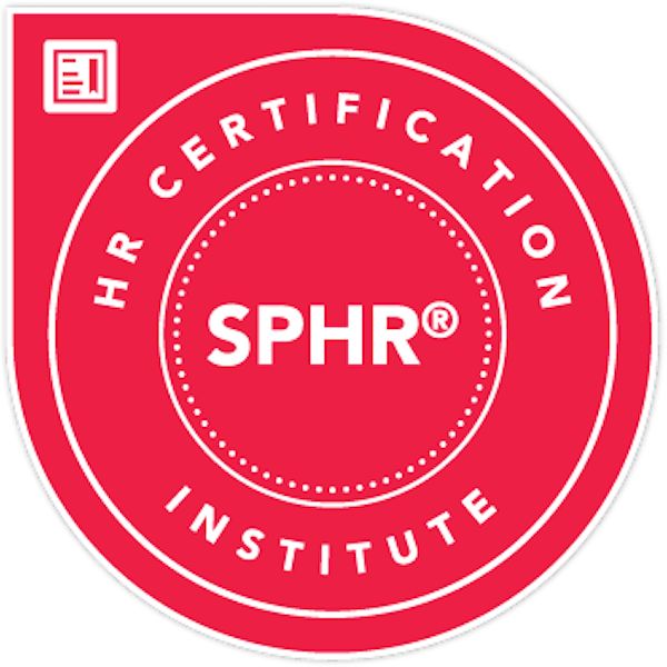 SPHR: Senior Professional in Human Resources Image