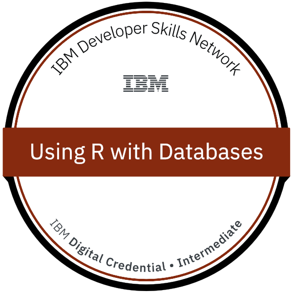 Using R with Databases