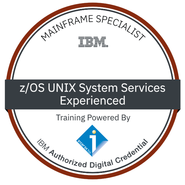 Interskill - z/OS UNIX System Services - Experienced