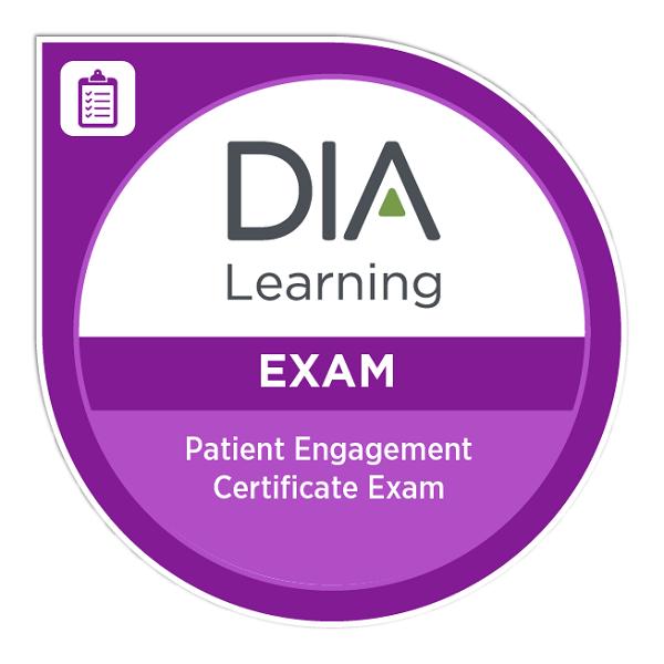 Patient Engagement Certificate Program Exam