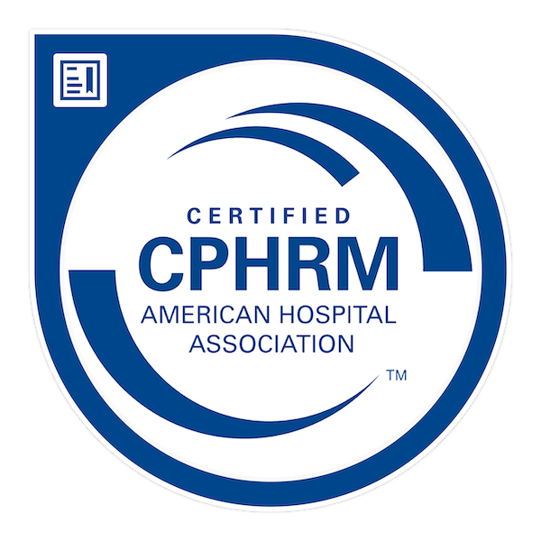 Certified Professional in Health Care Risk Management